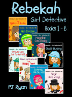 Rebekah - Girl Detective Books 1-8