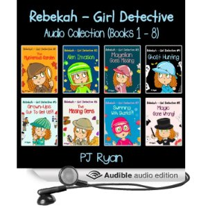 Rebekah 1-8 Audiobook
