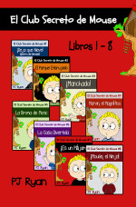 El Club Secreto de Mouse Libros 1-8